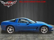 2002 Chevrolet Corvette Coupe for sale 101001014