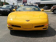2002 Chevrolet Corvette Convertible for sale 101002302