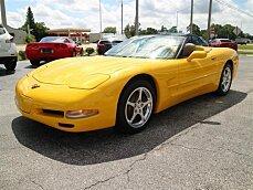 2002 Chevrolet Corvette Convertible for sale 101002302