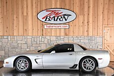 2002 Chevrolet Corvette Z06 Coupe for sale 101007156