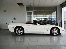 2002 Chevrolet Corvette Convertible for sale 101010300
