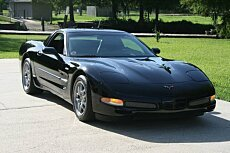 2002 Chevrolet Corvette Z06 Coupe for sale 101011506