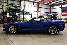 2002 Chevrolet Corvette Convertible for sale 101014311