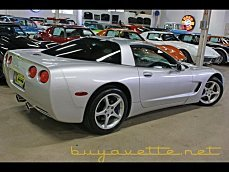 2002 Chevrolet Corvette Coupe for sale 101019280