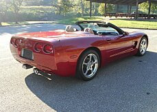 2002 Chevrolet Corvette Convertible for sale 101039236
