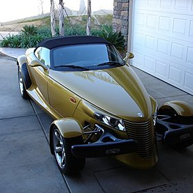 2002 Chrysler Prowler for sale 100754215