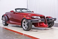 2002 Chrysler Prowler for sale 100846671