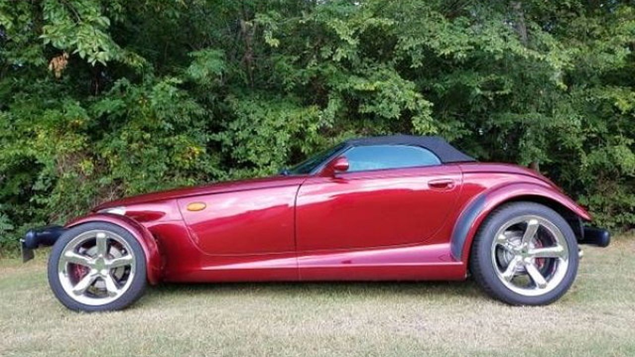 2002 Chrysler Prowler for sale near Cadillac, Michigan 49601 ...