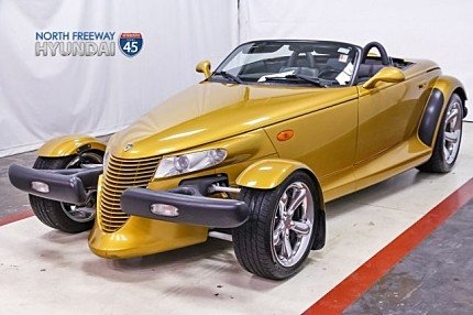 2002 Chrysler Prowler for sale 100942192