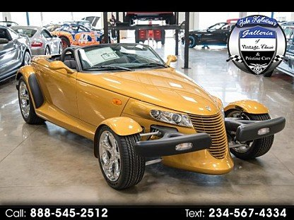 2002 Chrysler Prowler for sale 100956827