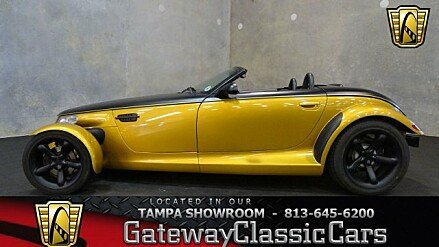 2002 Chrysler Prowler for sale 100963378