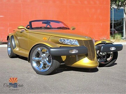 2002 Chrysler Prowler for sale 100976631