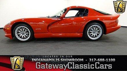 2002 Dodge Viper GTS Coupe for sale 100739392