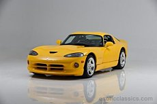 2002 Dodge Viper GTS Coupe for sale 100778062