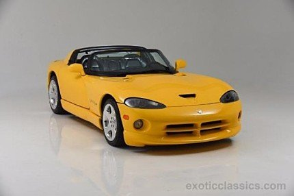 2002 Dodge Viper RT/10 Roadster for sale 100798383