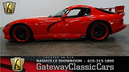 2002 Dodge Viper GTS Coupe for sale 100852679