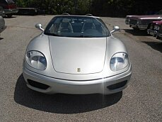 2002 Ferrari 360 for sale 100799906