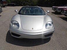 2002 Ferrari 360 for sale 100806351