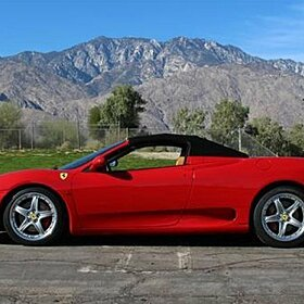 2002 Ferrari 360 Spider for sale 100835086