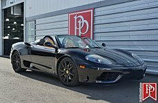 2002 Ferrari 360 Spider for sale 100020342