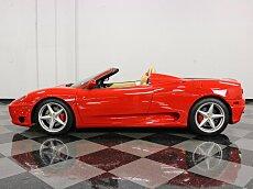 2002 Ferrari 360 Spider for sale 100898129
