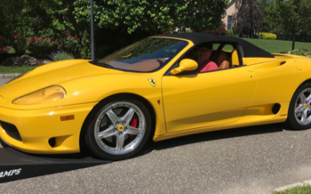 2002 Ferrari 360 for sale 101002192