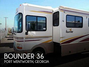 2002 Fleetwood Bounder for sale 300128694