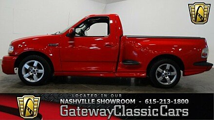 2002 Ford F150 2WD Regular Cab Lightning for sale 100845660