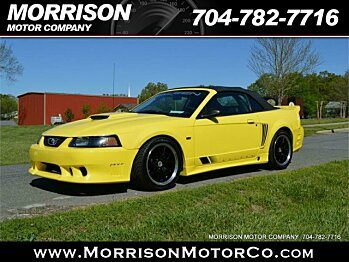 2002 Ford Mustang GT Convertible for sale 100783764