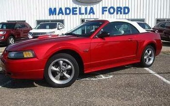 2002 Ford Mustang for sale 100952605