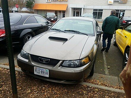 2002 Ford Mustang GT Coupe for sale 100931199