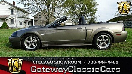 2002 Ford Mustang GT Convertible for sale 100932143
