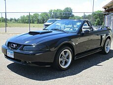 2002 Ford Mustang GT Convertible for sale 100990235
