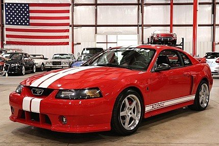 2002 Ford Mustang GT Coupe for sale 101003998