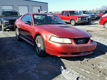 2002 Ford Mustang Coupe for sale 101010617