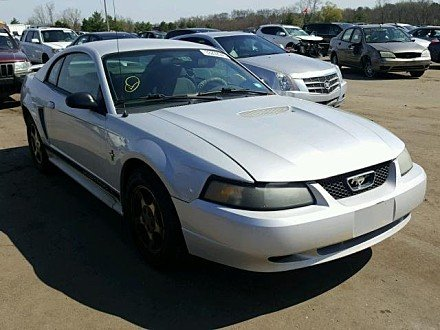 2002 Ford Mustang Coupe for sale 101010671