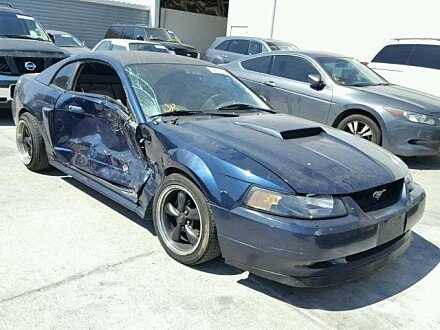 2002 Ford Mustang GT Coupe for sale 101010719