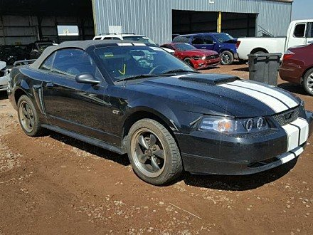 2002 Ford Mustang GT Convertible for sale 101045322