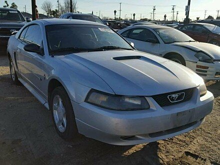 2002 Ford Mustang Coupe for sale 101045326
