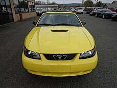 2002 Ford Mustang Convertible for sale 101051523