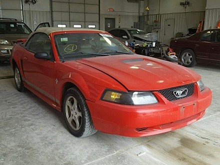 2002 Ford Mustang Convertible for sale 101056641