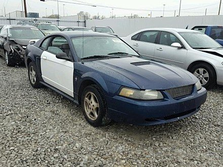 2002 Ford Mustang Coupe for sale 101056655