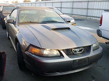 2002 Ford Mustang GT Convertible for sale 101057613