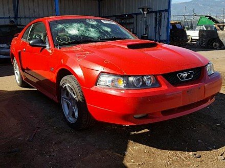 2002 Ford Mustang GT Coupe for sale 101057671