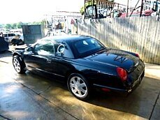 2002 Ford Thunderbird for sale 100292895