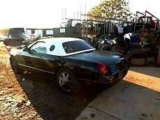 2002 Ford Thunderbird for sale 100749700