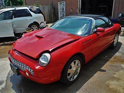 2002 Ford Thunderbird for sale 100767609