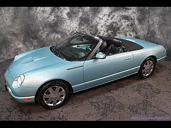 2002 Ford Thunderbird for sale 100905043
