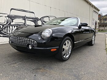 2002 Ford Thunderbird for sale 100968824