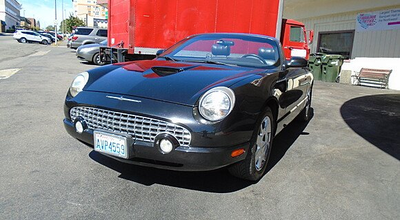 2002 Ford Thunderbird for sale 100788820